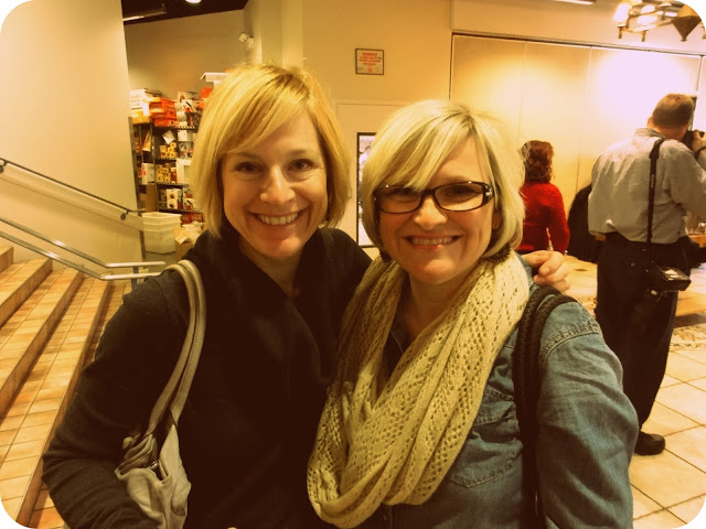 This blogger and I are separated from birth, Jeanette from Craftwhack