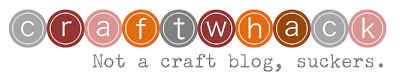 Not just a craft blog, it's a way of life blog.