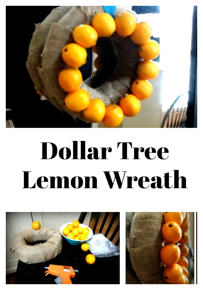 How to make a wreath out of only Dollar Tree items