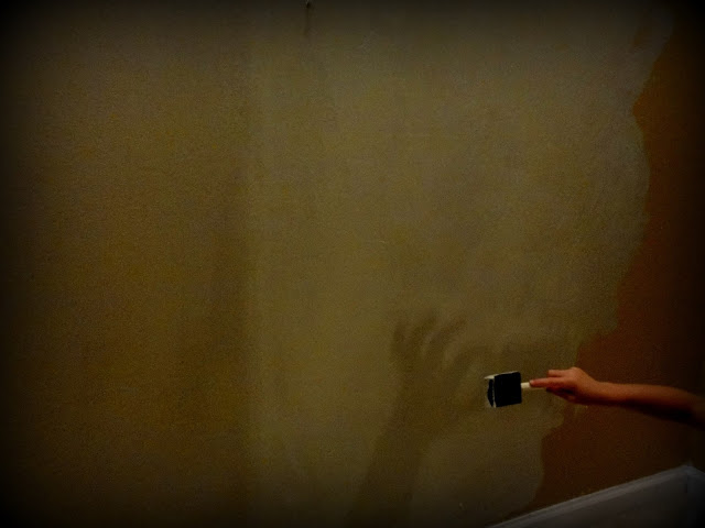 Painting the ugly wall