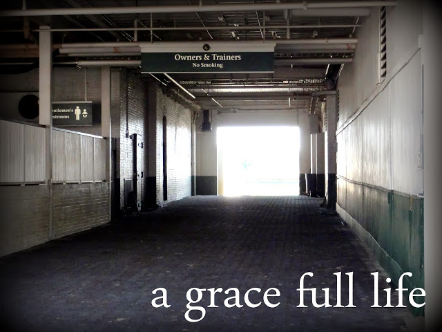 Inside Churchill Downs in Louisville