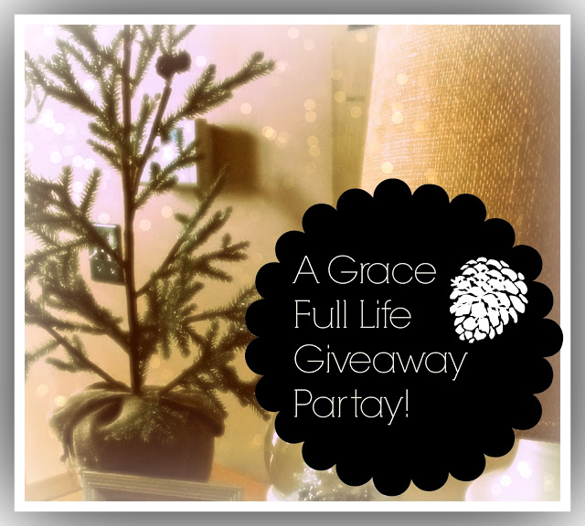 A Grace Full Life Giveaway Party