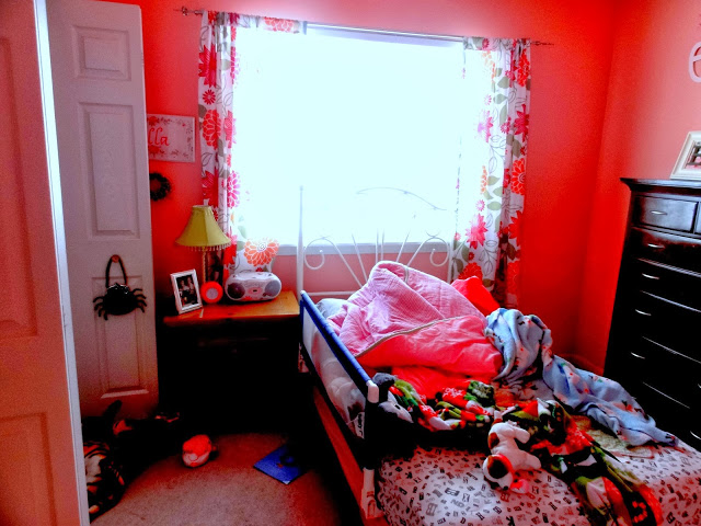 Ella's REAL little girl room