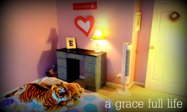 Little Girl Room After