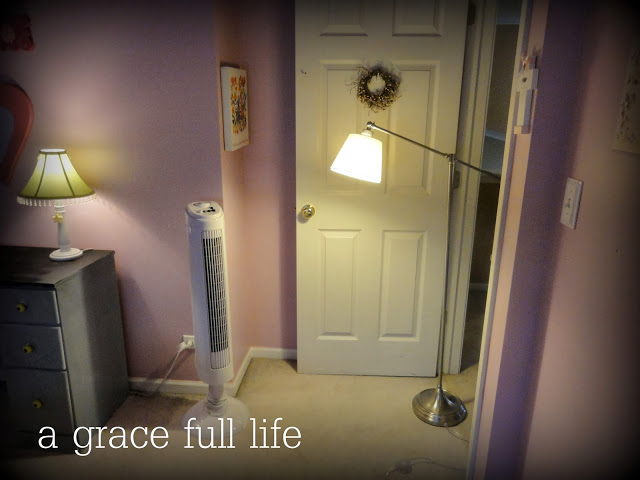 Little Girl Room Makeover After Picture