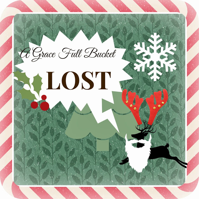 A Grace Full Life Christmas Bucket Lost