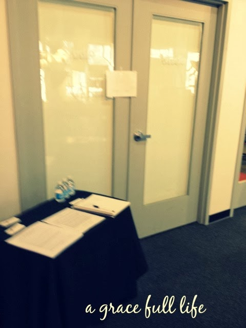 LTYM audition room