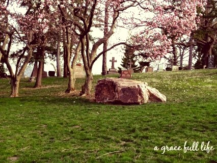 Erma Bombeck Gravesite Dayton