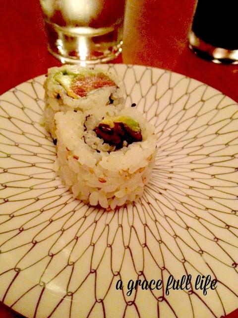 Sushi Food Tour Chicago