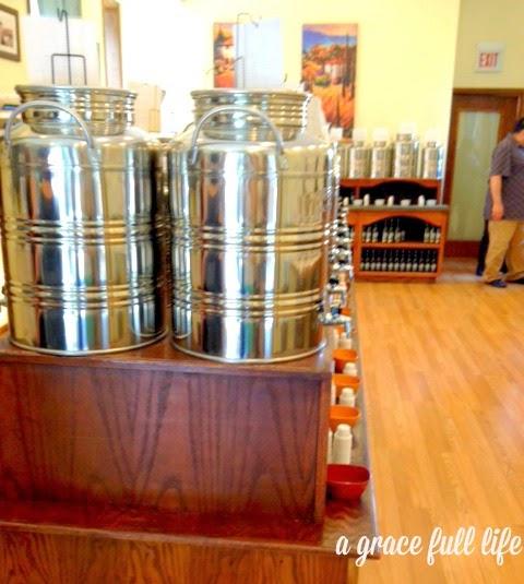 Olive Oil Shop Chicago Food Tour