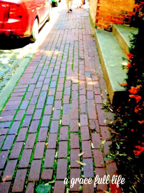 Brick Sidewalks Chicago