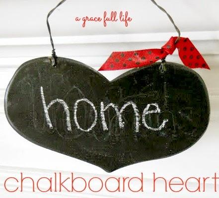 Goodwill Chalkboard Hearts