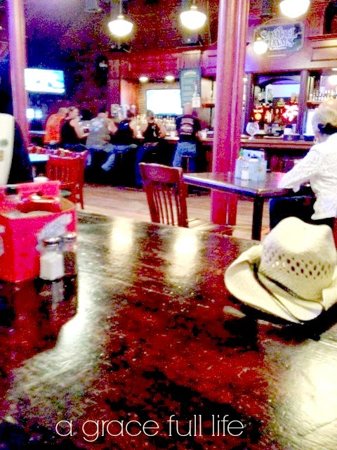 Bar in Nashville Tennessee