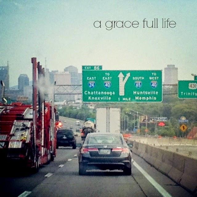 Traffic Nashville Tennessee