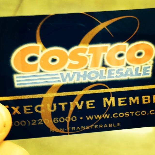 Lookie! I have a Costco card!