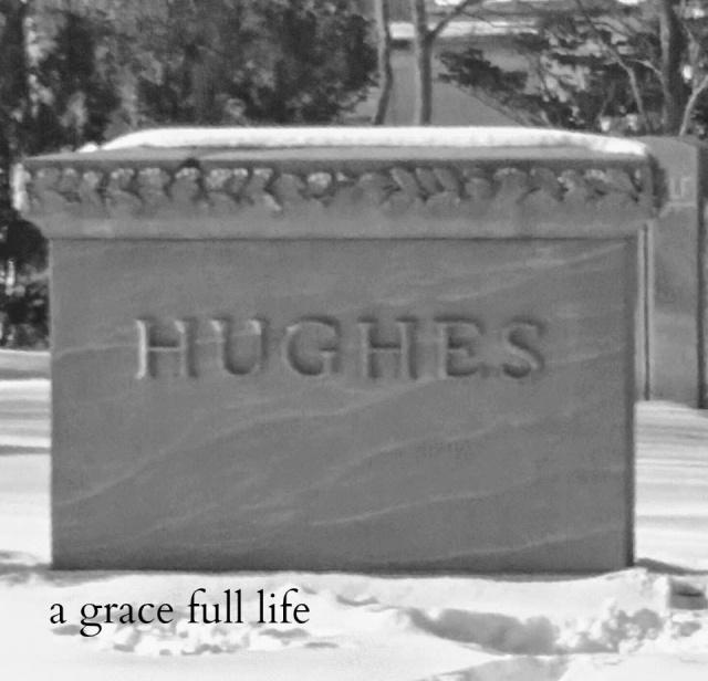 John Hughes grave