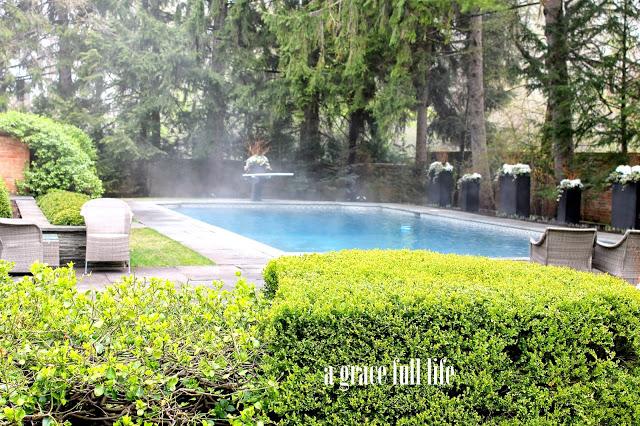 John Hughes pool
