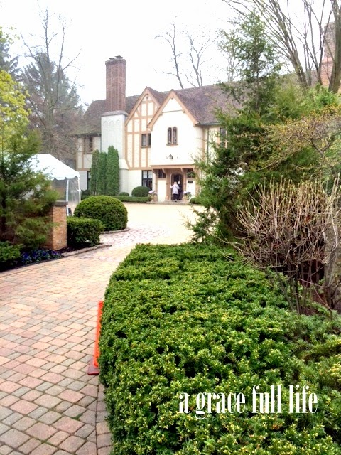 John Hughes Lake Forest mansion