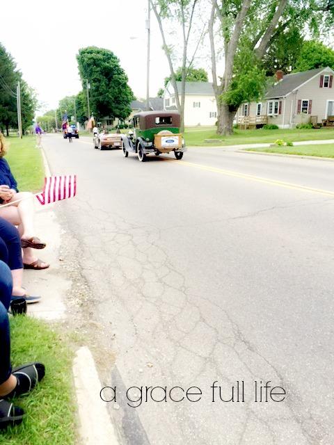 Lexington Ohio parade