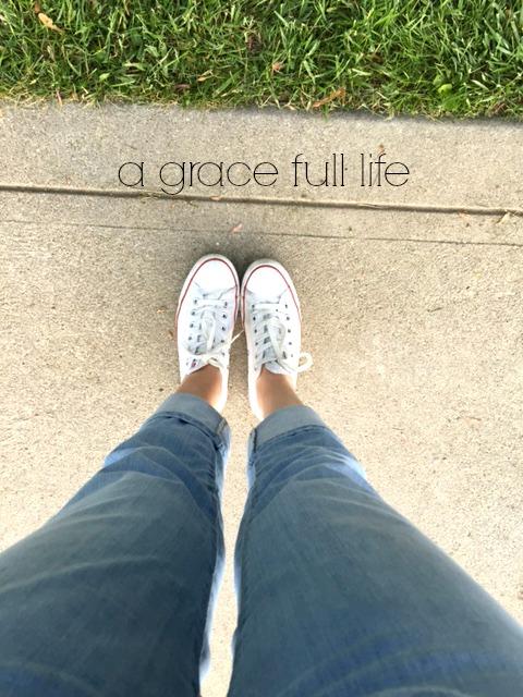my feet in Lexington Ohio