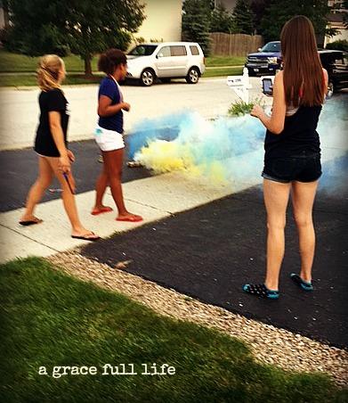 summer fourth of july fun
