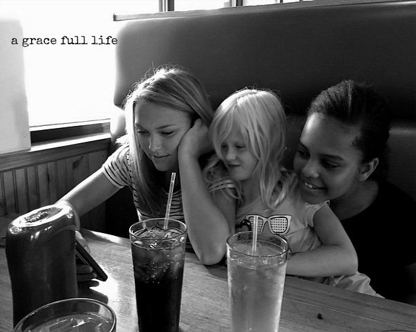 my girls summer 2015