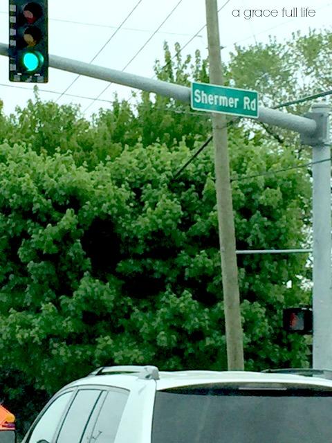 Shermer Road