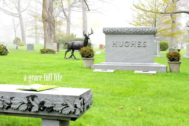 John Hughes Grave, John Hughes, Lake Forest