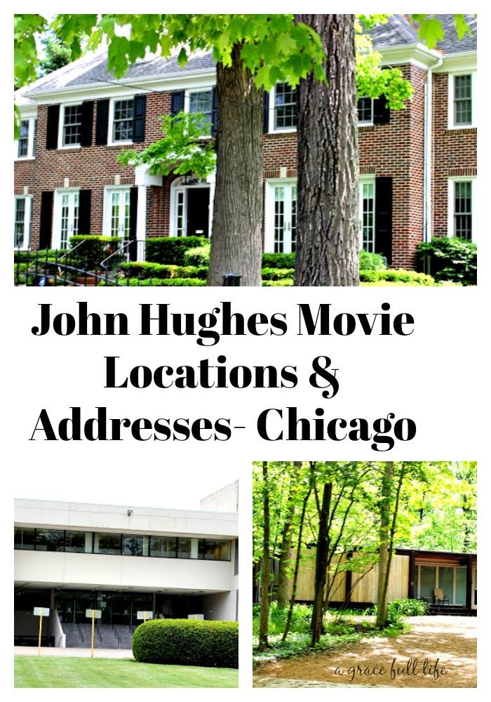 John Hughes Movie Locations and Addresses Chicago