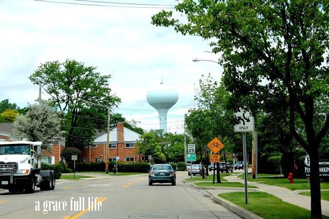Save Ferris Water Tower Northbrook