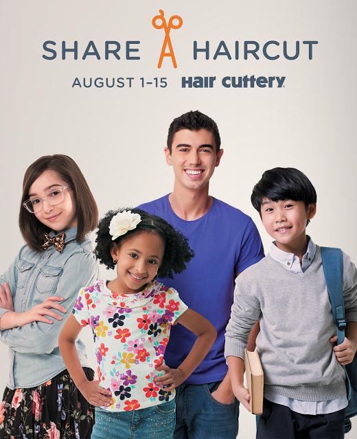 share a haircut hair cuttery