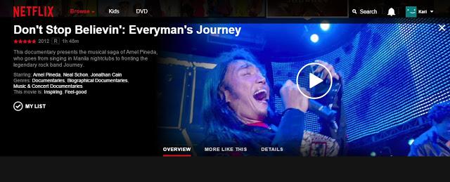 Netflix Journey