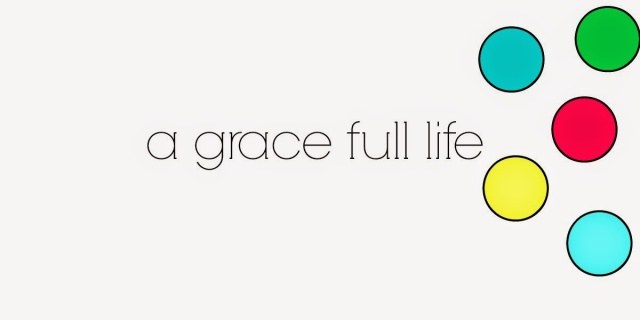 A Grace Full Life Blog