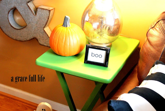 Cool Halloween decor