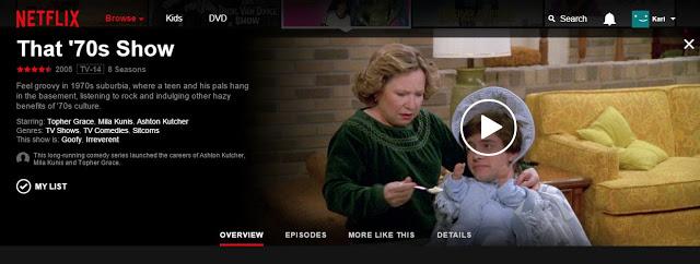Netflix 70s show