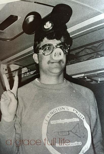 Band director 1987 Lexington High School Ohio