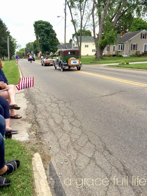 Lexington Ohio Memorial Day Parade