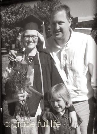 College graduation 2007