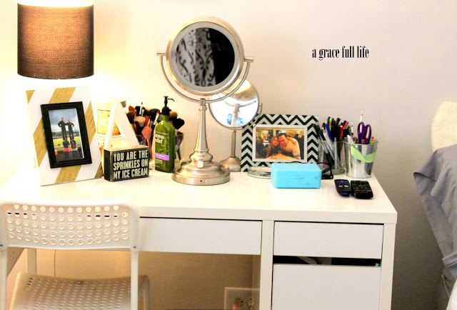 A cool teenager room