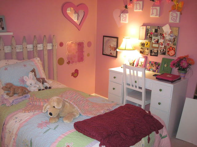 Anna's Childhood Room