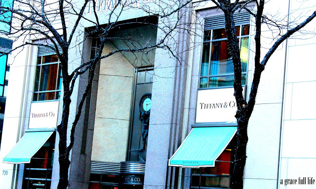 Tiffany and Co. Chicago