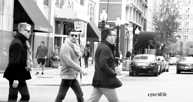 Hipster Men Chicago