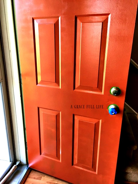 spicy hue by sherwin williams