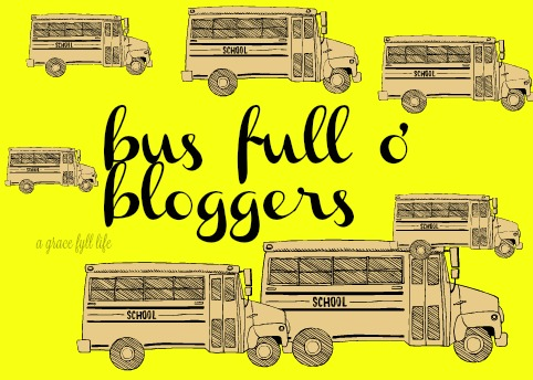 Bus Full of Bloggers