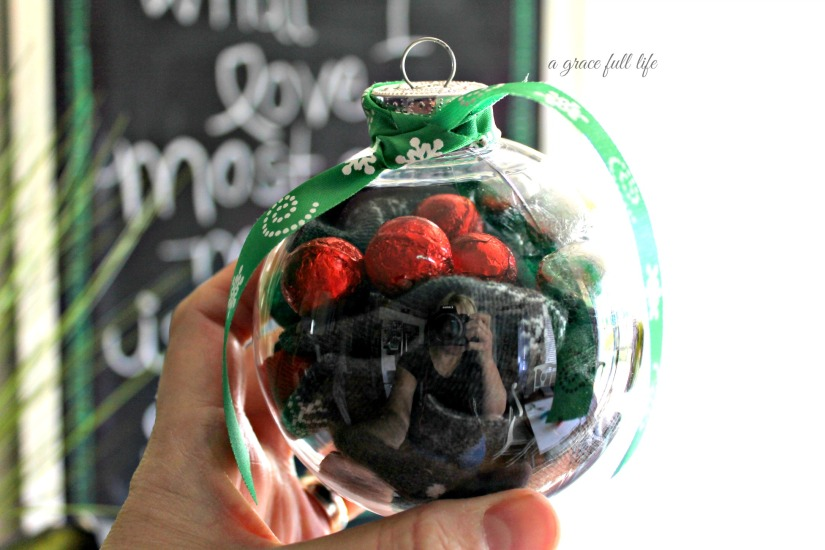 Homemade Dollar Tree Ornaments