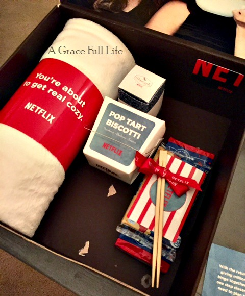 My Netflix Gilmore Girls Goodie Box