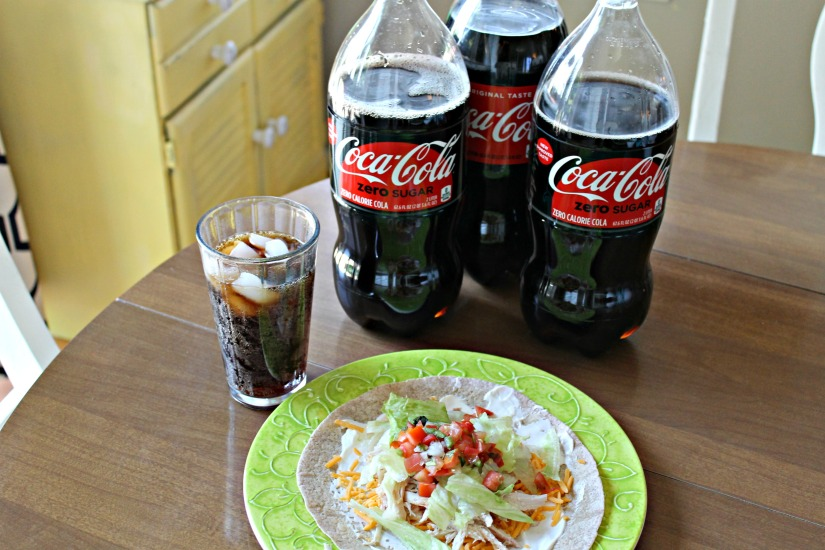 Coca-Cola, Meijer, Chicken Fajitas, #shop, #cbias