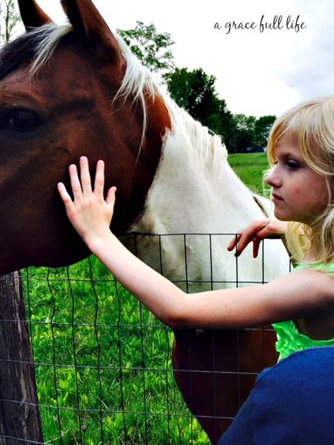 Ella, Horses, Netflix, Ad