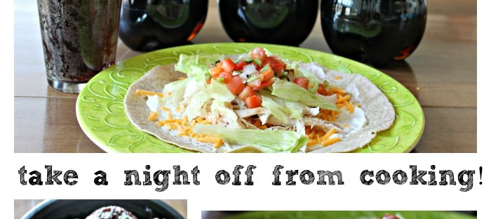 dinner, chicken, fajitas, #shop #cbias