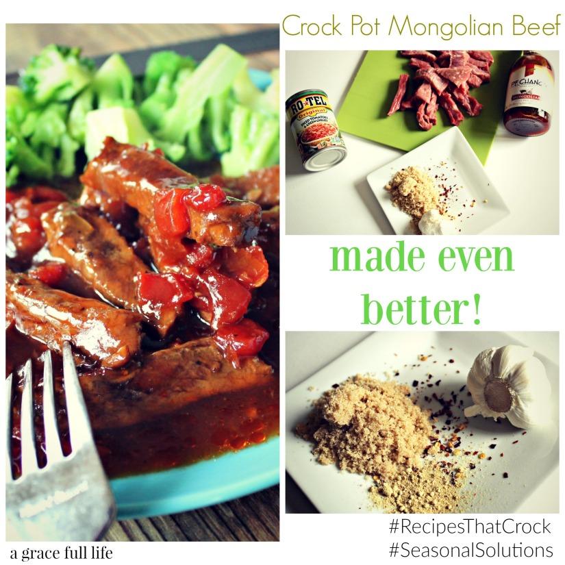 shop, ad, Meijer, Crock Pot Mongolian Beef, Conagra